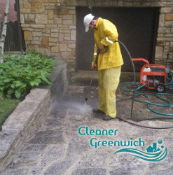 pressure cleaning greenwich