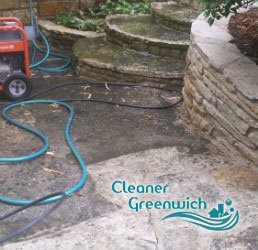 stone patio cleaning greenwich